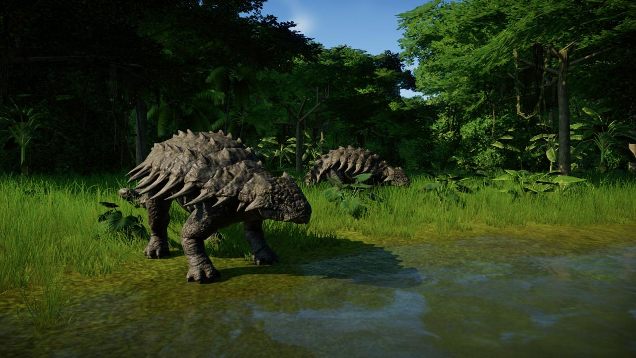 Jurassic World Evolution: Mode Guide - SteamAH