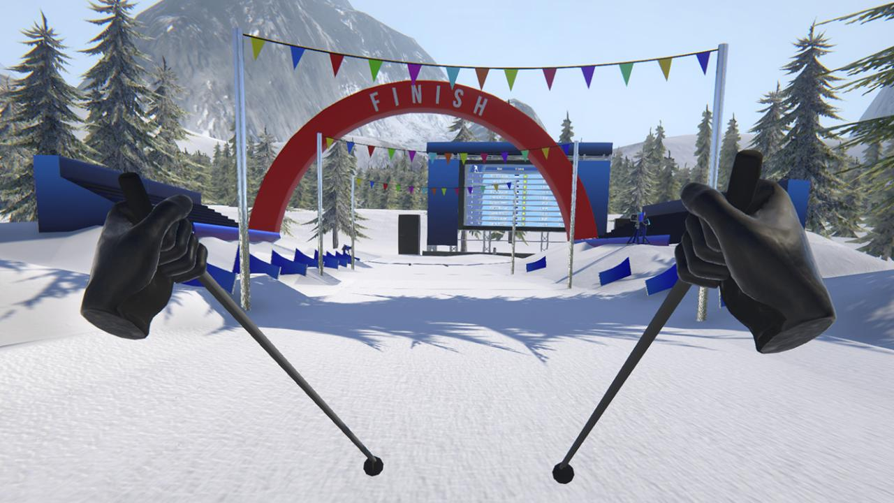 Biathlon Battle VR: How to Shoot
