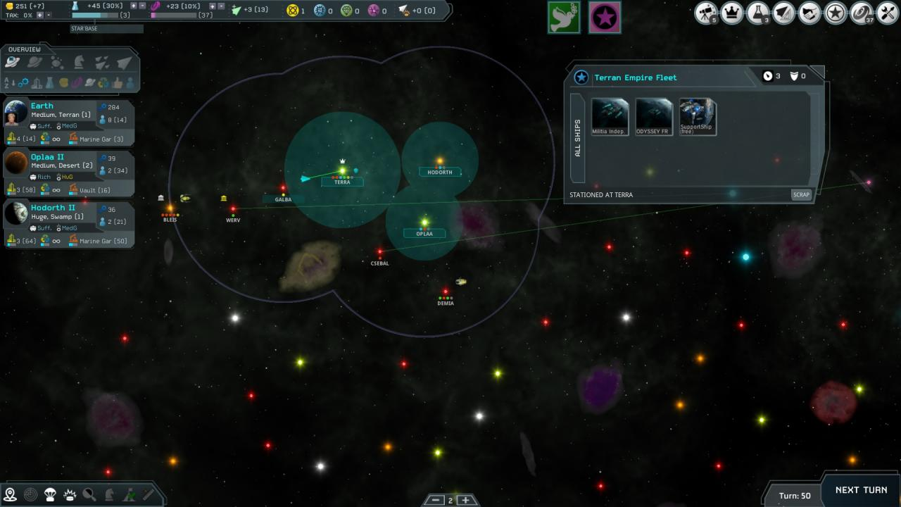 Interstellar Space: Genesis - Early game walkthrough