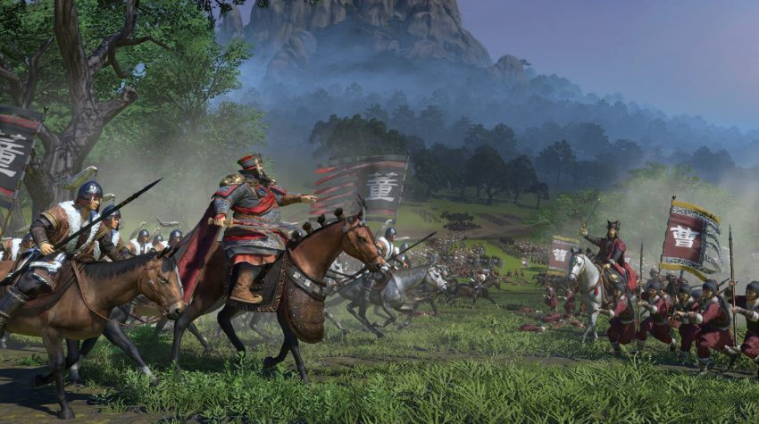 Total War: THREE KINGDOMS - Dong Zhuo's Legendary Romance