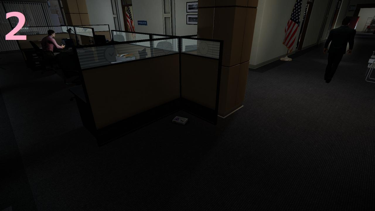 PAYDAY 2: Gage packages location