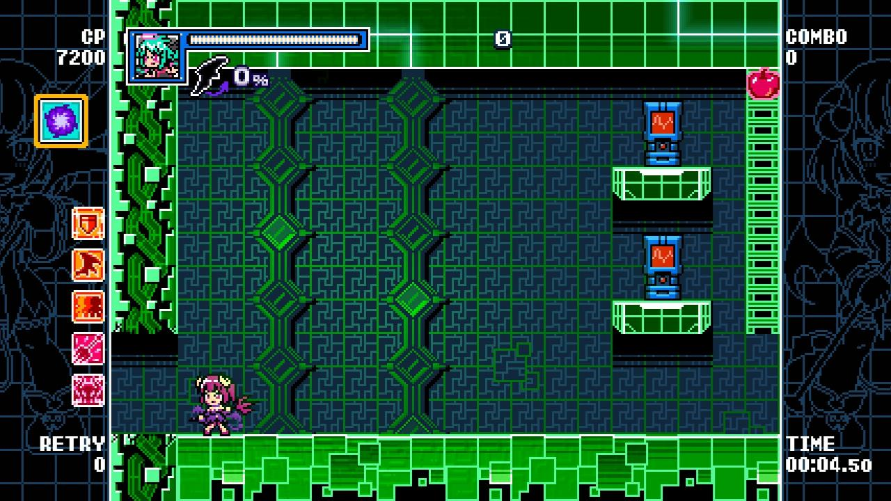 Mighty Gunvolt Burst: All Rare Item Locations