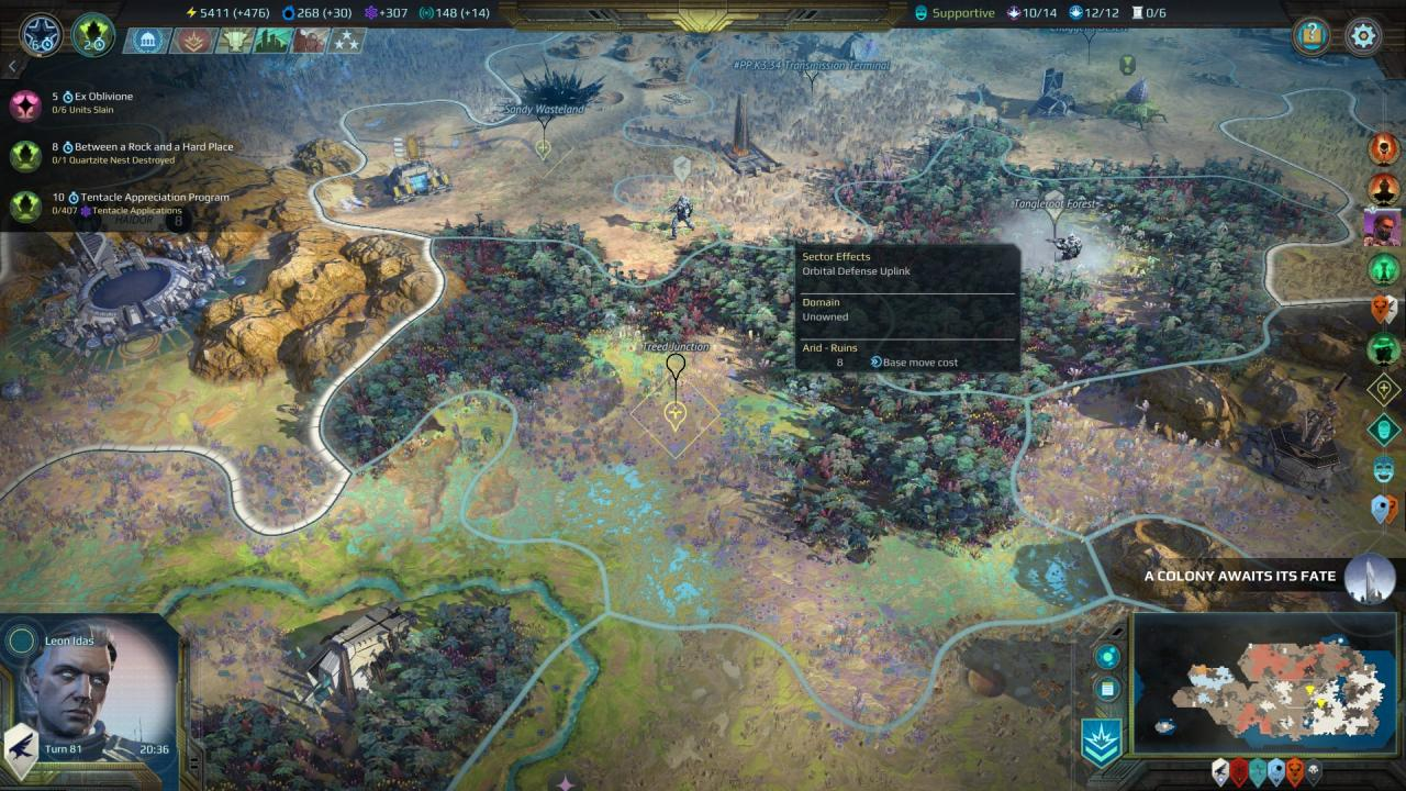 Age of Wonders: Planetfall - Beginner Colony Placement Guide
