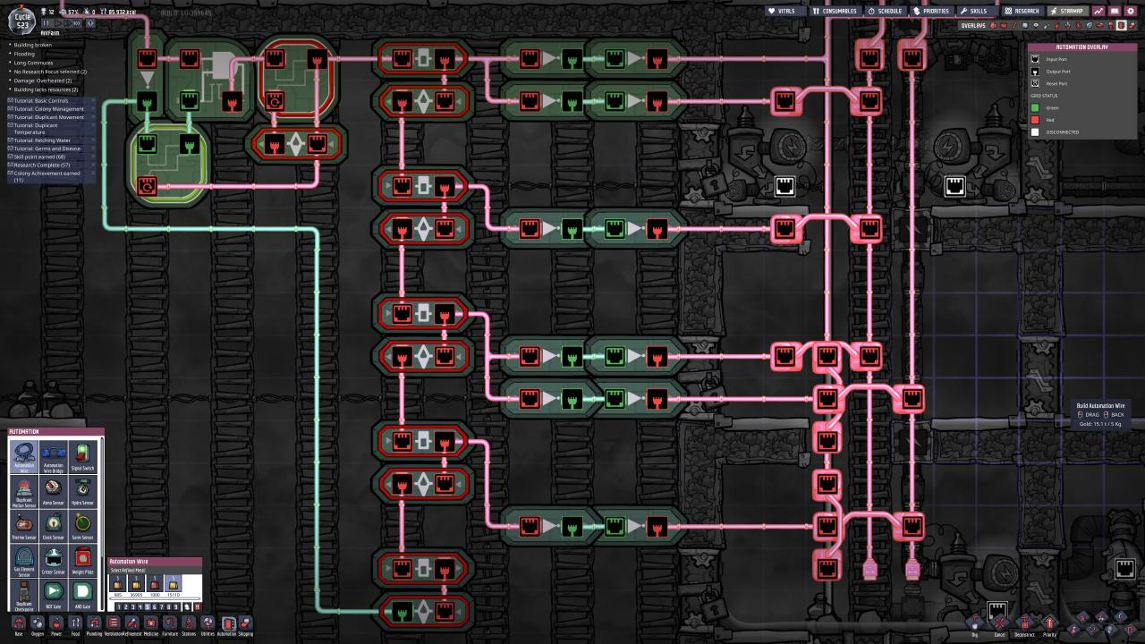 Oxygen Not Included: Infinite Gas Storage Guide