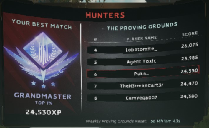 Deathgarden: BLOODHARVEST - How to Reach the GrandMaster