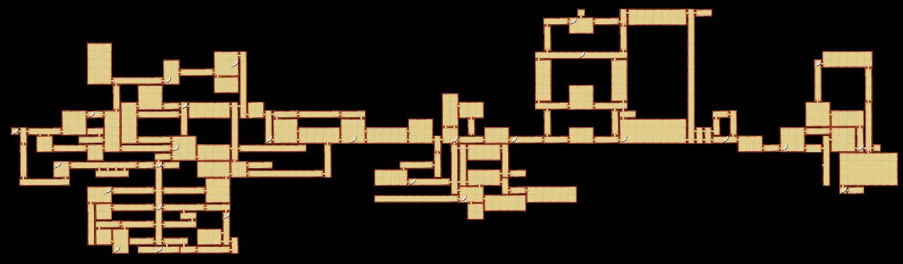 Minoria: 100% Map Guide