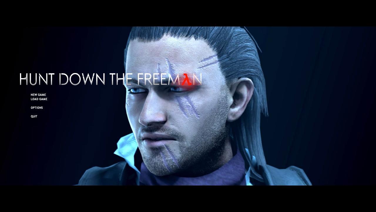 Hunt Down The Freeman: All HDTF Main Menus