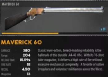 New Frontier: Weapon Lists Guide