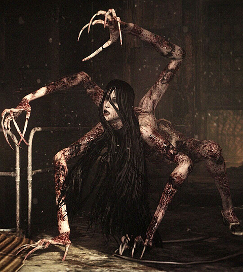 The Evil Within 2: All Bosses