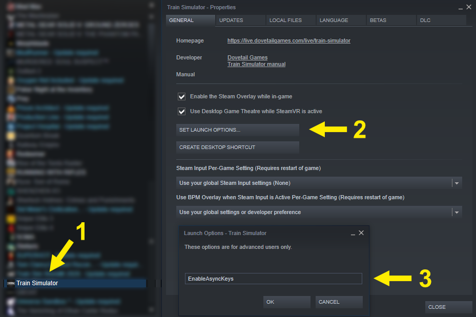 Train Simulator: How to enable Time Acceleration