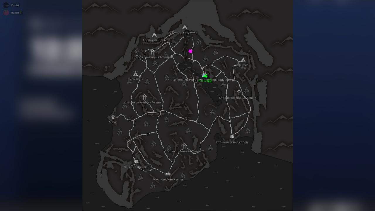 BIGFOOT: 3.0 Map (Glacier Bay)