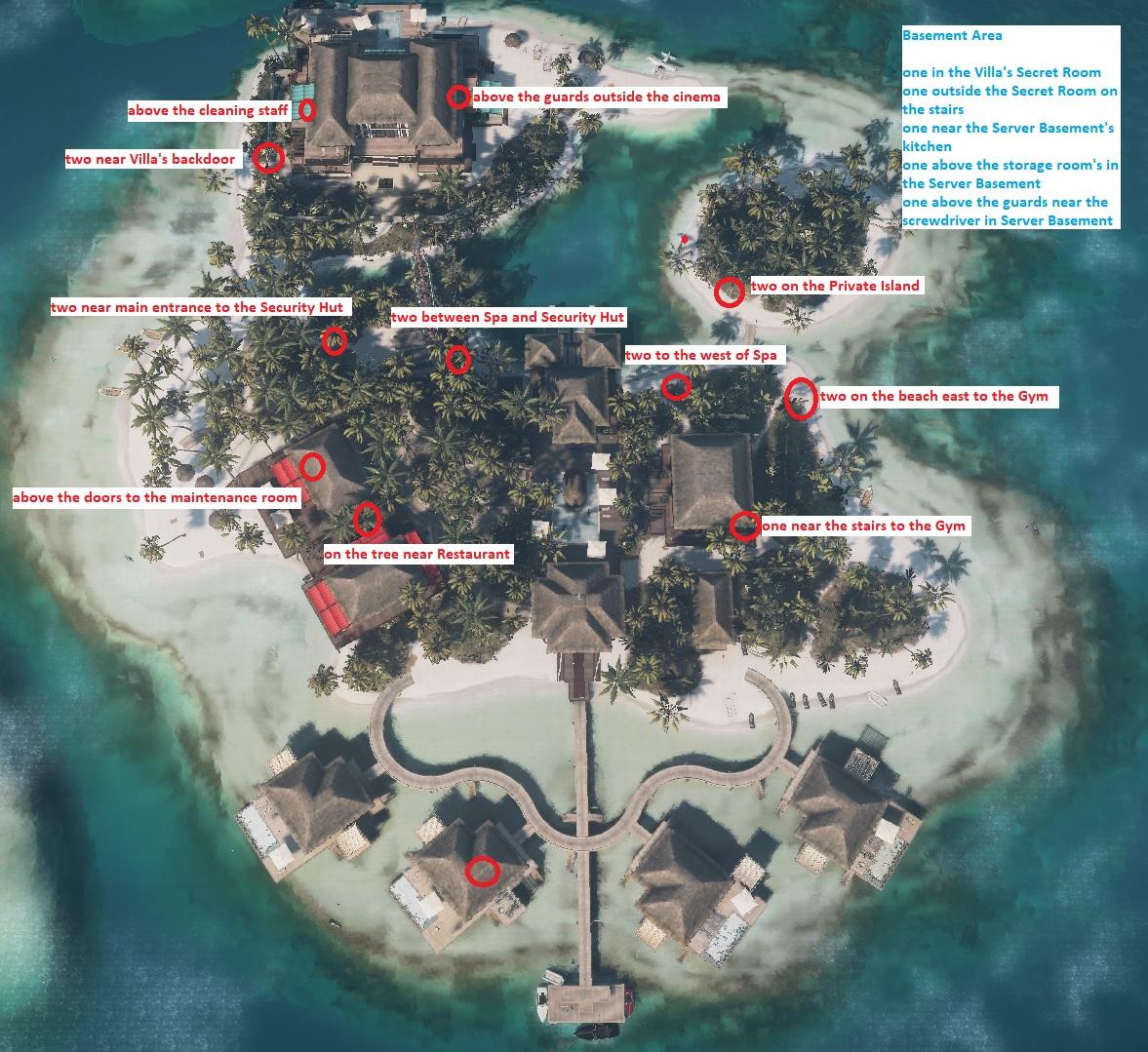 HITMAN™ 2: Walkthrough for HAVEN Island, Last Resort Mission