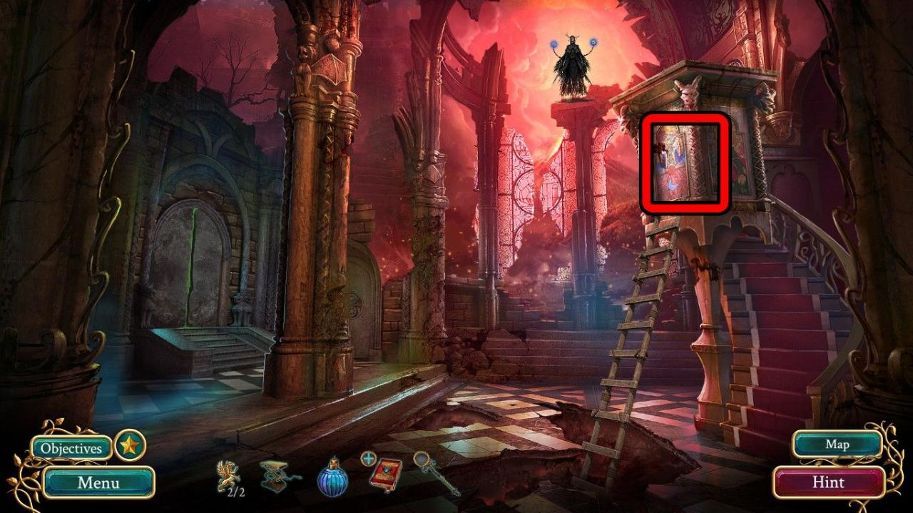 Endless Fables 4: Shadow Within - All Collectibles