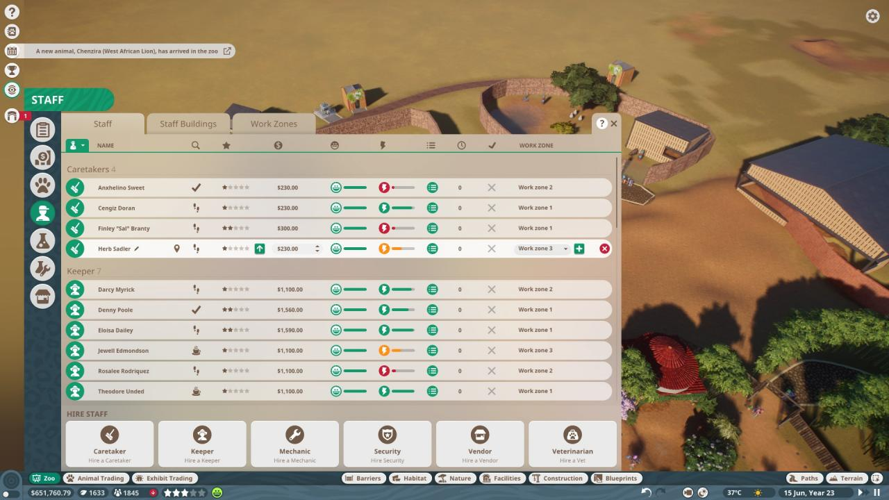 Planet Zoo: Beginner's Guide to Franchise Mode