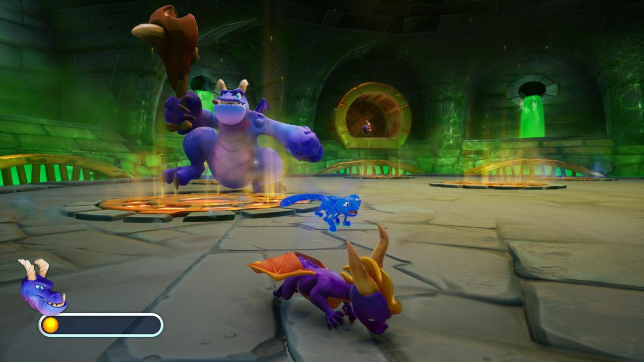 Spyro™ Reignited Trilogy: All 50 Skill Points