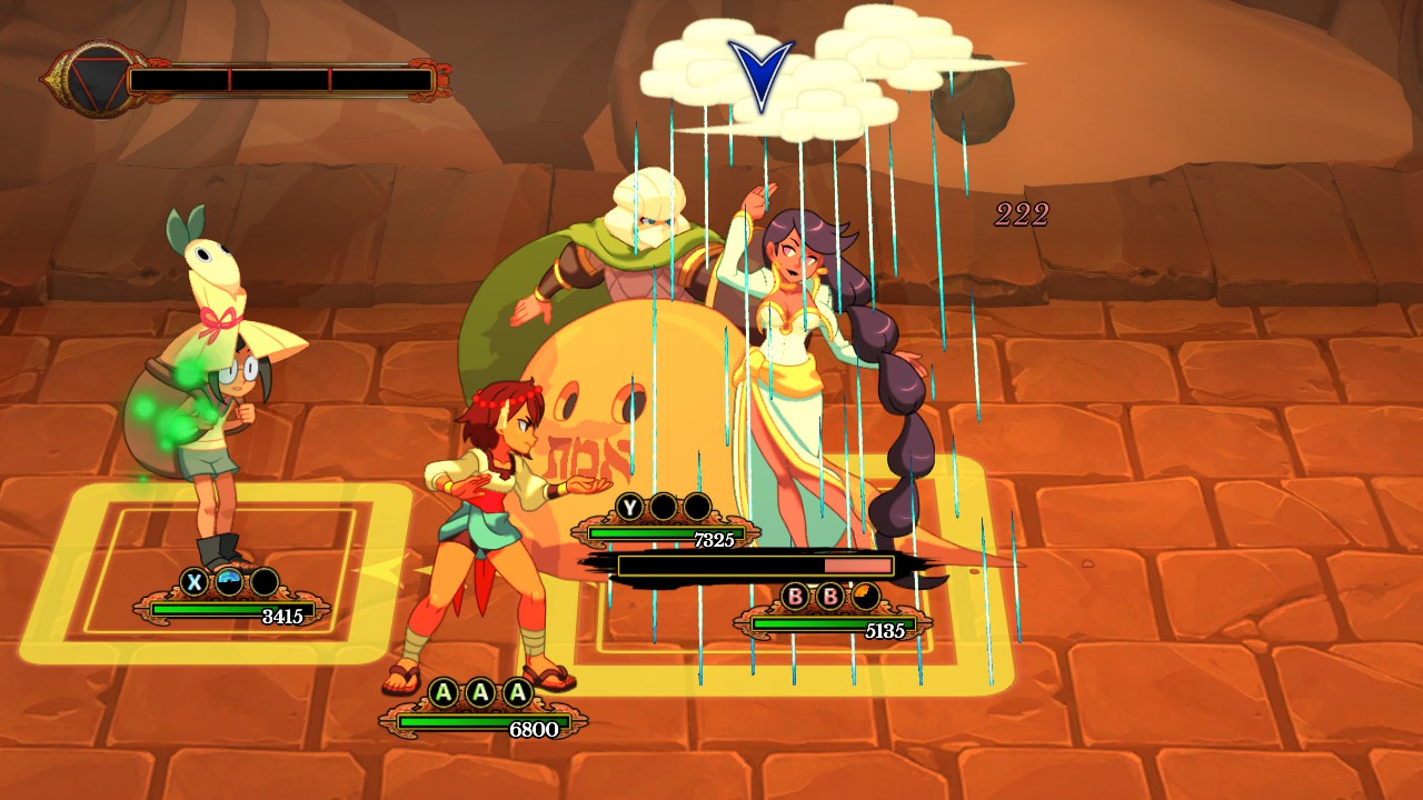 Indivisible: Character Combat Guide