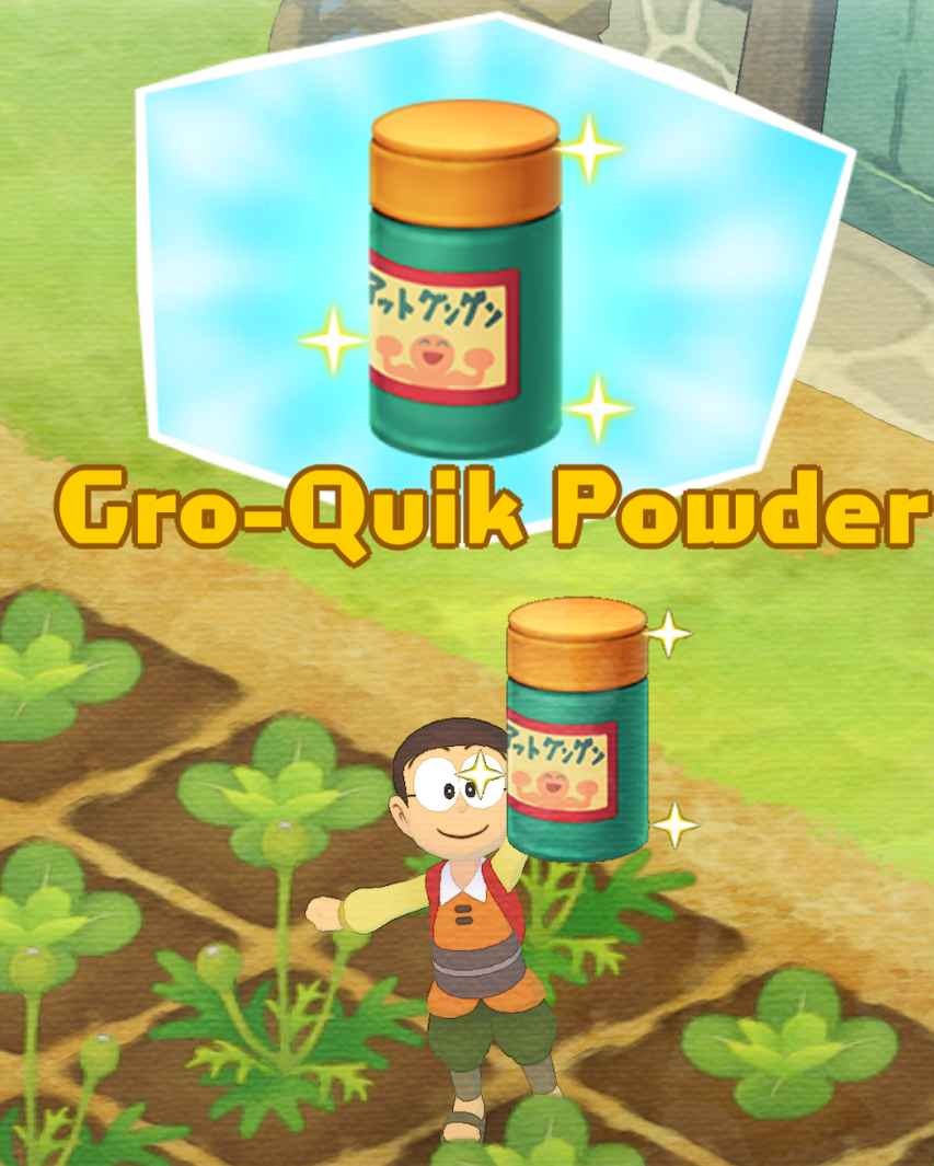 DORAEMON STORY OF SEASONS: Beginners' Guide