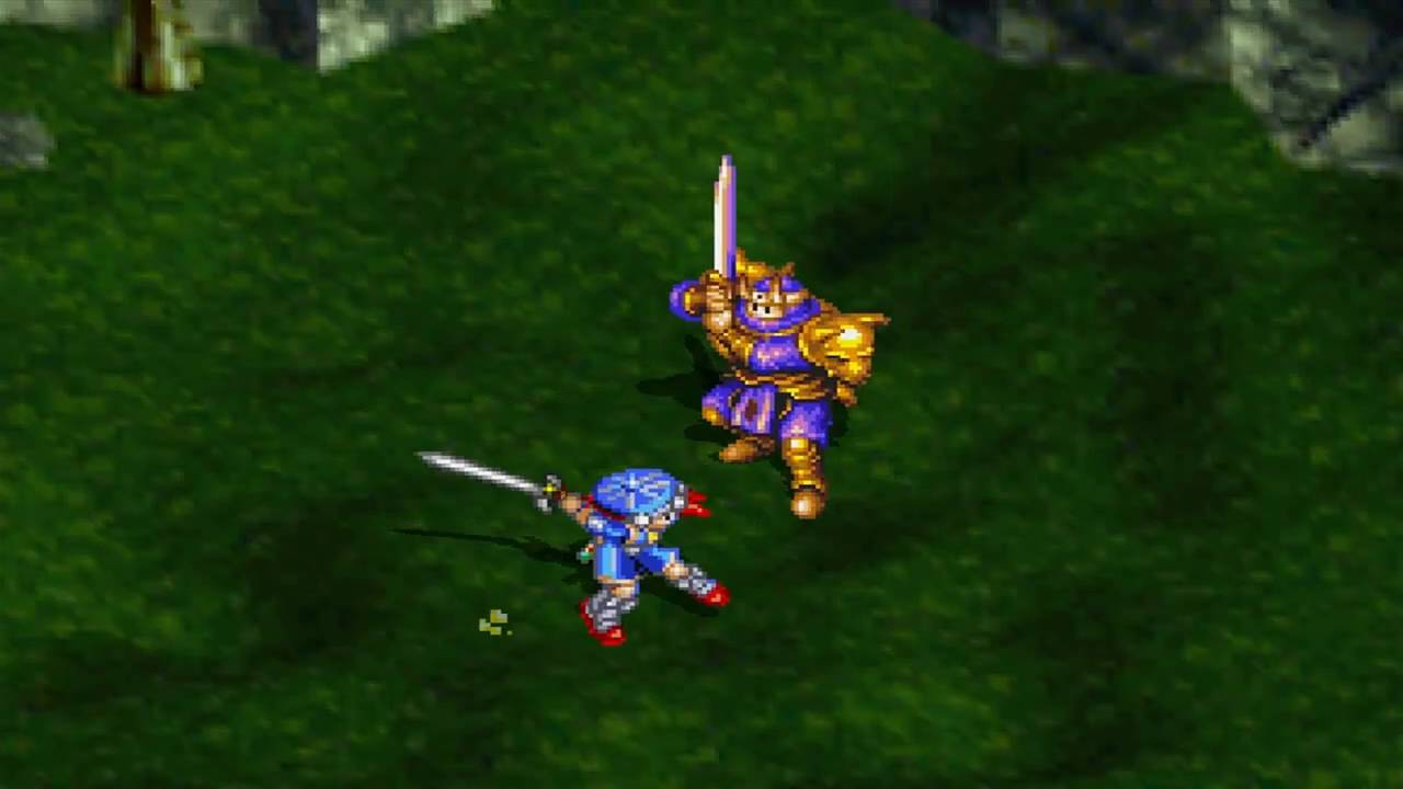 GRANDIA HD Remaster: All Characters Guide