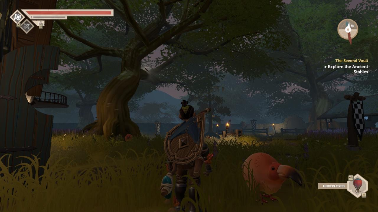 Pine: Ancient Stables Walkthrough