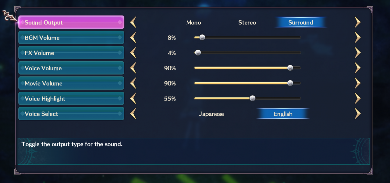 Dragon Star Varnir: How to Fix Sound Balance