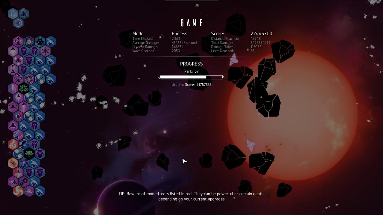 Nova Drift: Ramming Speed Build (v0.23.11)