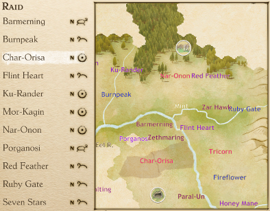 Six Ages: Ride Like the Wind - Combat Guide