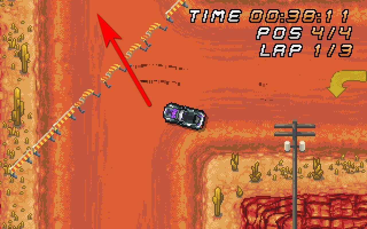 Super Arcade Racing: Secret Levels Guide