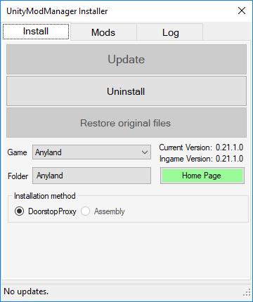Anyland: Mod Installation Guide