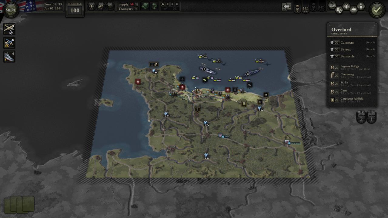 Unity of Command II: Modding Guide