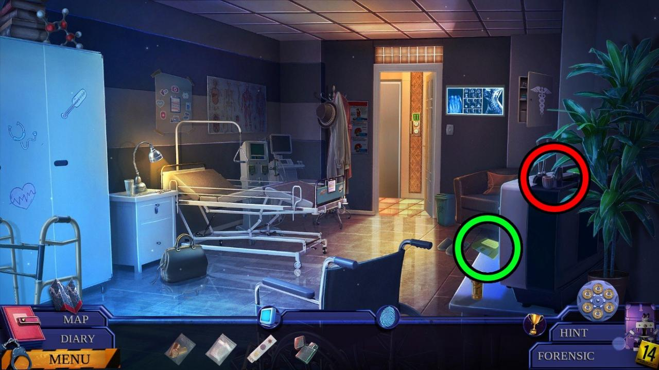 Ghost Files 2: Memory of a Crime - All Collectibles Guide