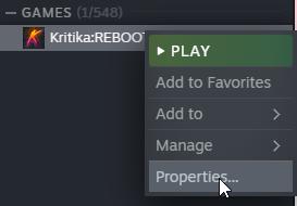 Kritika:REBOOT - How to Remove100 FPS CAP