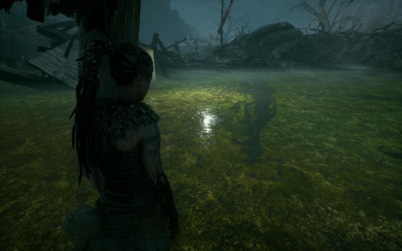 Hellblade: Senua's Sacrifice - All Hidden Face Locations